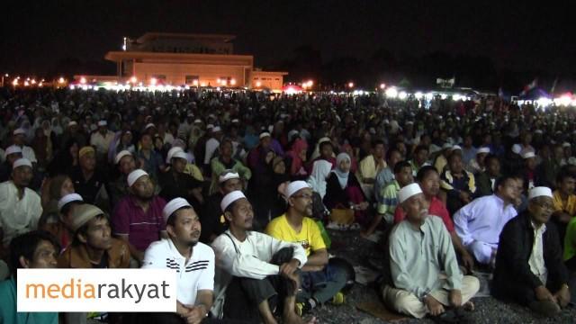 Anwar Ibrahim: Kebangkitan Rakyat Sudah Bermula