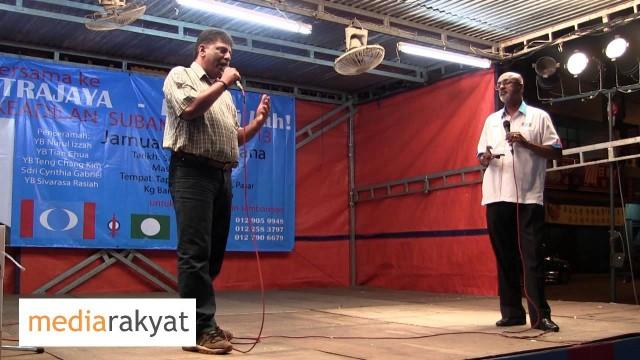 (Panas) Sesi Temuduga Bersama PI Bala Oleh YB Sivarasa Rasiah