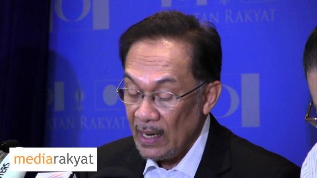 Pakatan Rakyat: DS Najib Sewajarnya Menumpukan Usaha Memastikan Kedaulatan Wilayah Negara