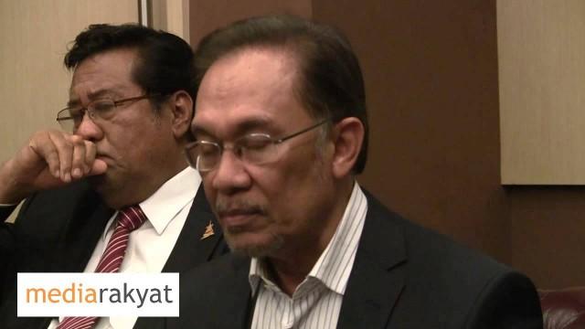 Anwar Ibrahim: Kita Bukan Berperang Dengan Orang Sulu, Kita Berperang Dengan Orang Bersenjata