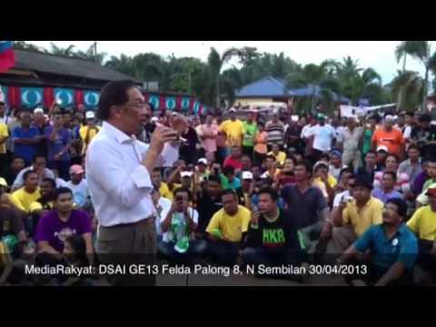 Anwar Ibrahim: Ketua Editor Kata PR Akan Menang
