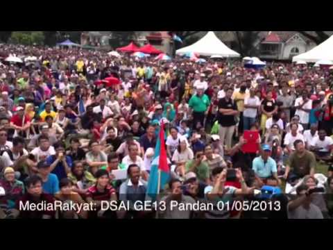 Newsflash: Anwar Ibrahim Di Pandan