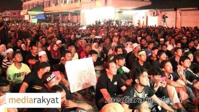 (Full) Anwar Ibrahim: Himpunan Blackout 505 Kuala Terengganu