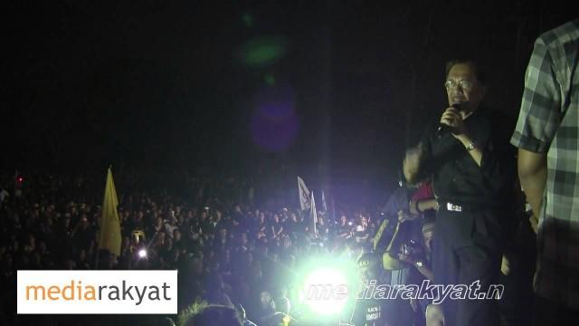 (Full) Anwar Ibrahim: Himpunan Blackout 505 Melaka