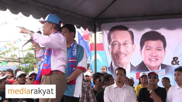 Anwar Ibrahim: Saya Bagi Amaran Kepada SPR, Jangan Tipu Rakyat Malaysia