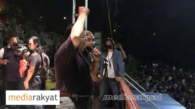 Johari Abdul & Hatta Ramli: Kerajaan Barisan Nasional Sedang Paranoid