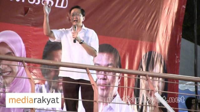 Teng Chang Khim: Apa Lagi Barisan Nasional Mahu?