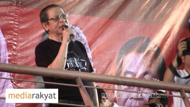 Lim Kit Siang: Himpunan Kesyukuran 23/05/2013
