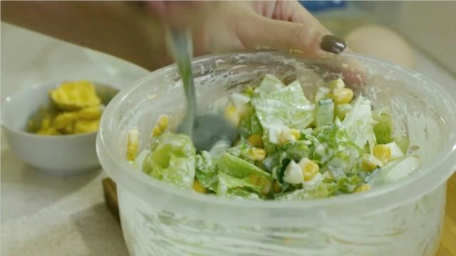 好吃懶做大選特輯 5 : Fresh Start 鮮甜青瓜沙律
