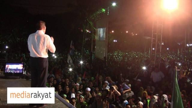 (Grand Finale) Anwar Ibrahim: Undi Awal, Bantu Usaha Pantau Pengundi Hantu