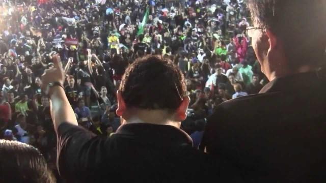 Tian Chua: Pilihanraya Ini Yang Dimenang Oleh Najib Adalah Pilihanraya Yang Tidah Ada Ligitimasi