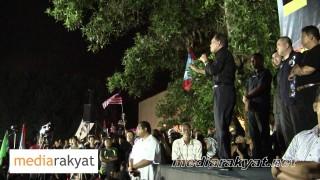 (50,000 Hadiri) Anwar Ibrahim: Perhimpunan Blackout 505 Di Seremban