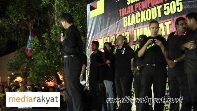 Tian Chua: Najib, Anda Boleh Angkat Sumpah Sebagai Perdana Menteri Yang Tidak Sah