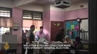 (AlJazeera) Inside Story – Malaysia's Election Scandals