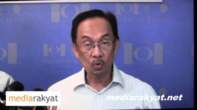Anwar Ibrahim: Timbalan Ketua Polis Negara, Jangan Jadi Ketua Bahagian UMNO