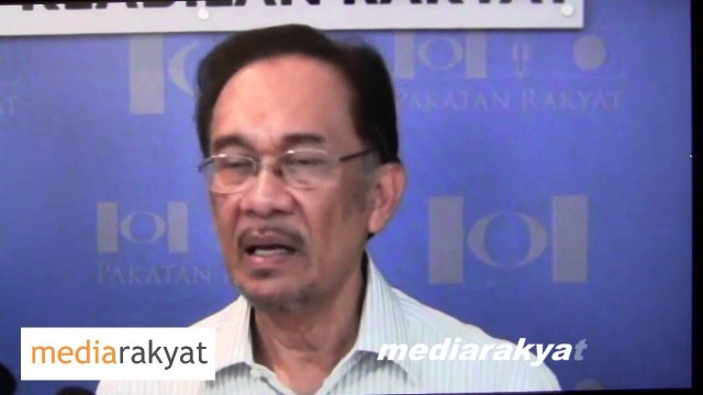 Anwar Ibrahim: I Always Maintain Mahathir Is Obsolete In His Views