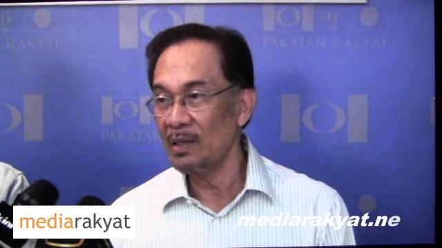 Anwar Ibrahim: I Met Indonesian President, Not Najib