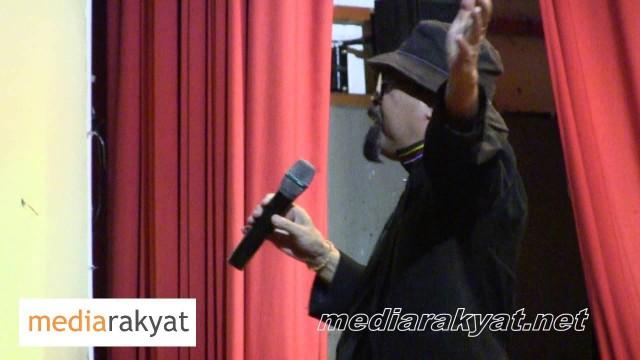 Hishamuddin Rais: Jika Tipu Pilihanraya, Kita Turun Jalan Raya