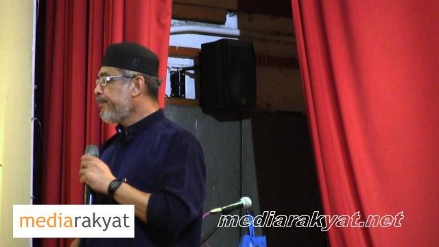 Khalid Samad: Rakyat Tak Bodoh Seperti Dulu, Kita Tahu Kamu Menipu