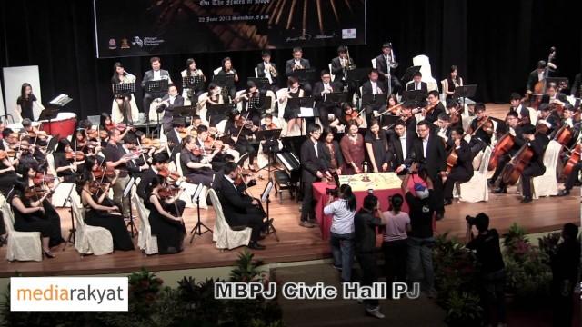 Happy Birthday To Petaling Jaya City Council & Selangor Philharmonic Orchestra