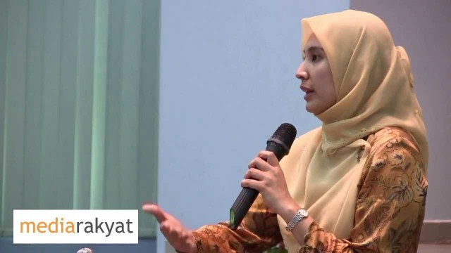 Nurul Izzah: We Are The Real Patriots