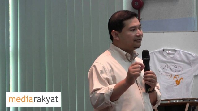 Rafizi Ramli: Don't Just Sit There And Complain About Everything Under The Sun