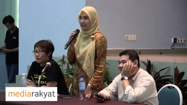 (Pelajar Q&A) Nurul Izzah: How To Manage Negative & Positive Feedback From The Audiences & Media