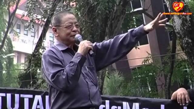 Lim Kit Siang: Black 505 Di Padang Merbok