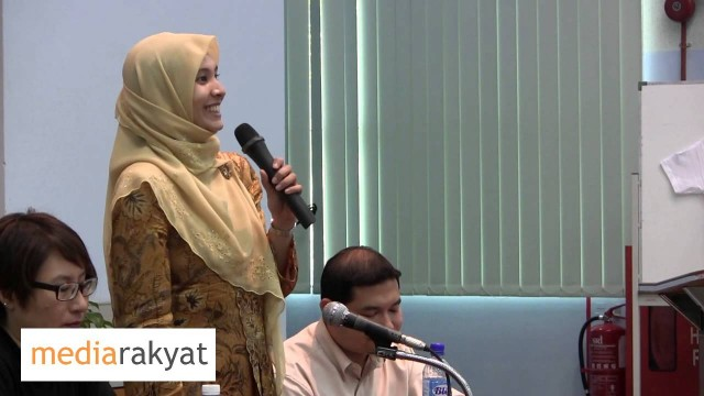 (Pelajar Q&A) Nurul Izzah & Rafaizi Ramli: We Must Choose The Best To Lead Our Universities