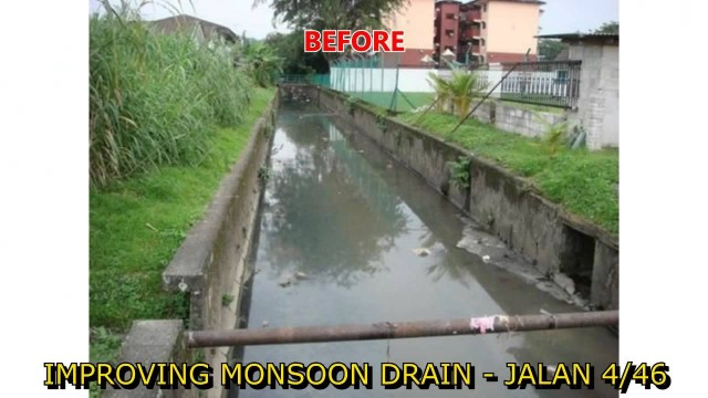 The Planning & Management Of Drainage And Irrigation Systems In Petaling Jaya