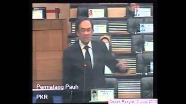 Anwar Ibrahim: Saya Bagi Ruang, Kalau Dia Nak Bangun, Sila Bangun