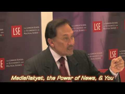 Anwar Ibrahim: APCO Should Not Be Involved In The Domestic Politics