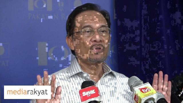 Anwar Ibrahim: Menolak Kes (Petisyen PRU) Dengan Asas Paling Tidak Bertanggungjawab