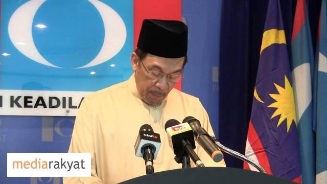 Anwar Ibrahim: Perutusan Sempena Sambutan Ulangtahun Kemerdekaan ke-56