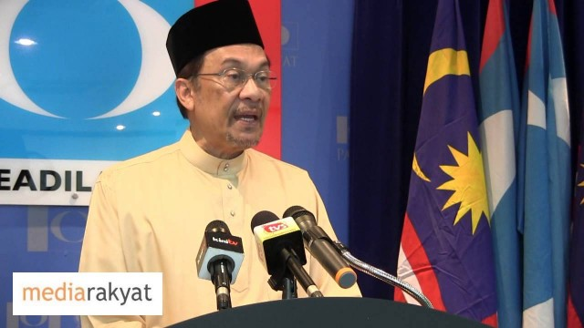 Anwar Ibrahim: Address On The Occasion Of The Nation's 56th Merdeka Anniversary