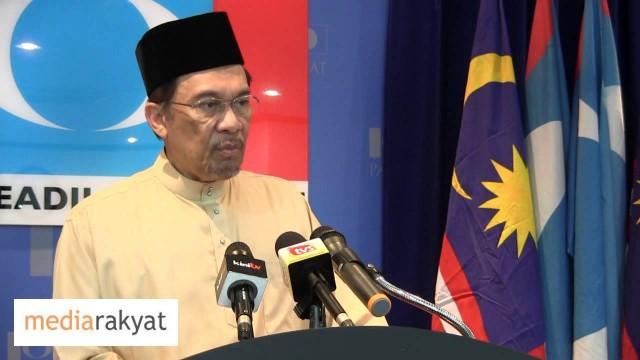 Anwar Ibrahim: Dialog Terbuka Antara Kerajaan & Pembangkang, Bukan Tentang Kerajaan Perpaduan