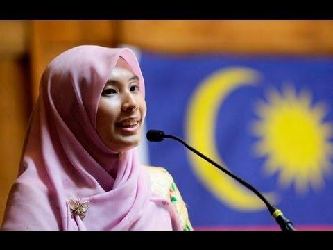(AlJazeera) Nurul Izzah : Shouldering Malaysia's Future