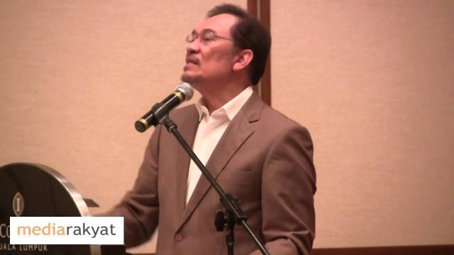 Anwar Ibrahim: 13th Malaysian General Election