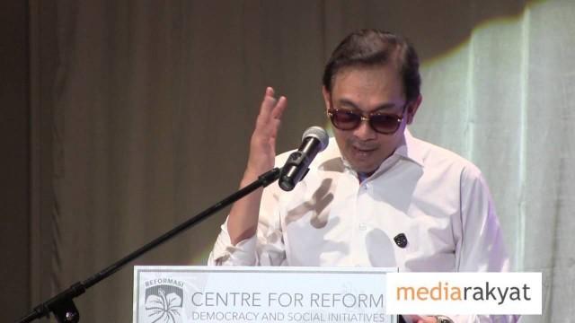 Anwar Ibrahim: Demokrasi Dan Keadilan Sosial