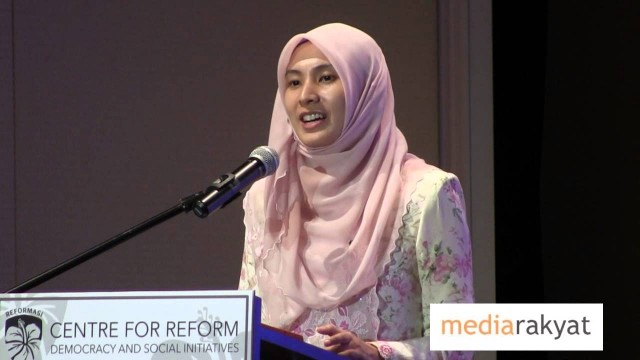 Nurul Izzah: Reform Will Allow Malaysia To Emerge Stronger & More Confident