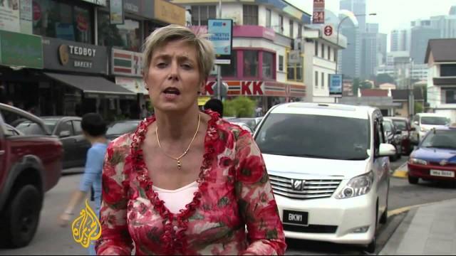AlJazeera: Malaysian economy feels economic downturn