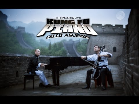 Kung Fu Piano: Cello Ascends