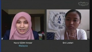 "Australia Network News: ""Feminism in Asia"" With Nurul Izzah"