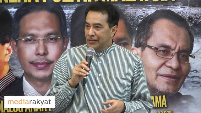 Husam Musa: UMNO Barisan Nasional Is Not A Trusted Species