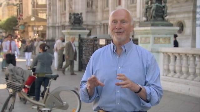 Pedal Power in Amsterdam & Paris