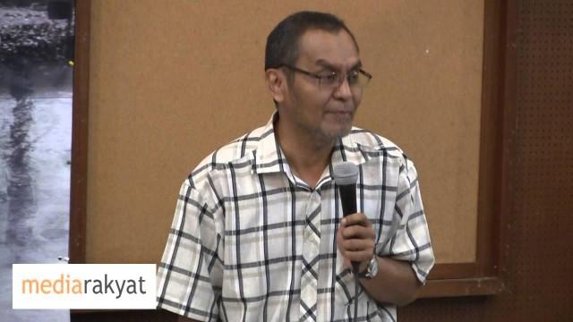 Dr Dzulkefly Ahmad: Kita Tak Akan Bertanding Dengan UMNO Untuk Membuktikan Siapa Lebih Melayu