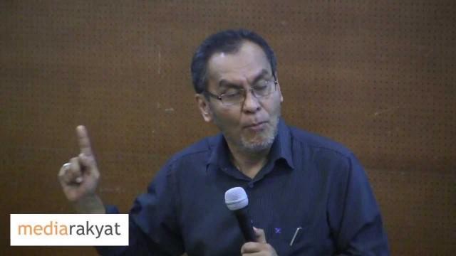 (GST Forum) Dzulkefly Ahmad: Govt Wants A New Revenue Model, Mestilah Rakyat Didahulukan