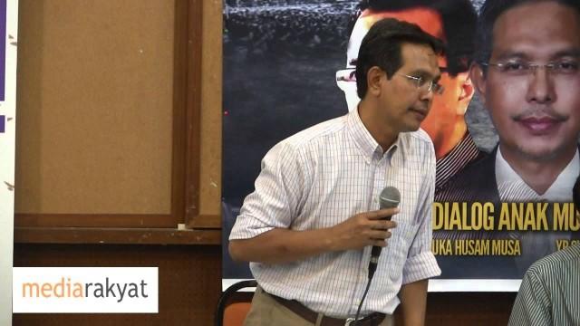 Syed Azman: Kita Telah Memecahkan Tembok Perkauman, Tembok Agama Yang Sempit