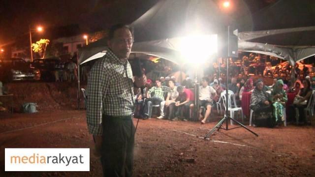 (Excluisve) Anwar Ibrahim: Kerajaan Nak Buat GST Sebab Wang Tak Ada Sekarang