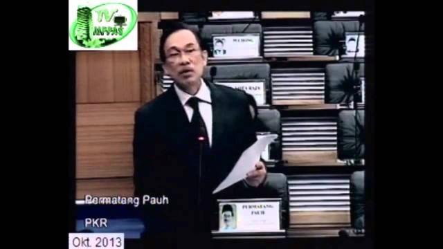 Anwar Ibrahim: Kamu Biarkan Rausah, Kamu Biarkan Ketirisan, Kami Akan Lawan Habis-Habisan